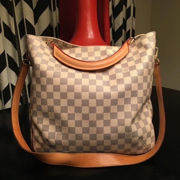 Louis Vuitton Handbags - ❤SOLD❤ Louis Vuitton Azur Soffi